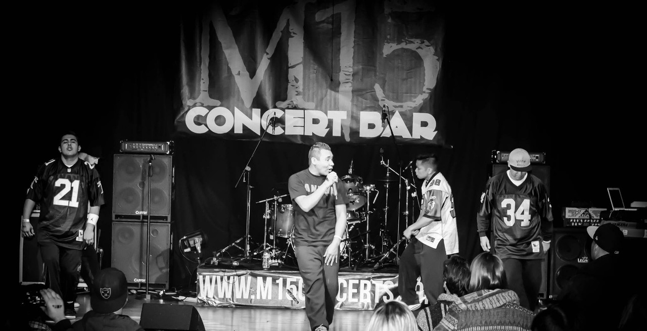 Anaya at M15 Concert Bar and Grill