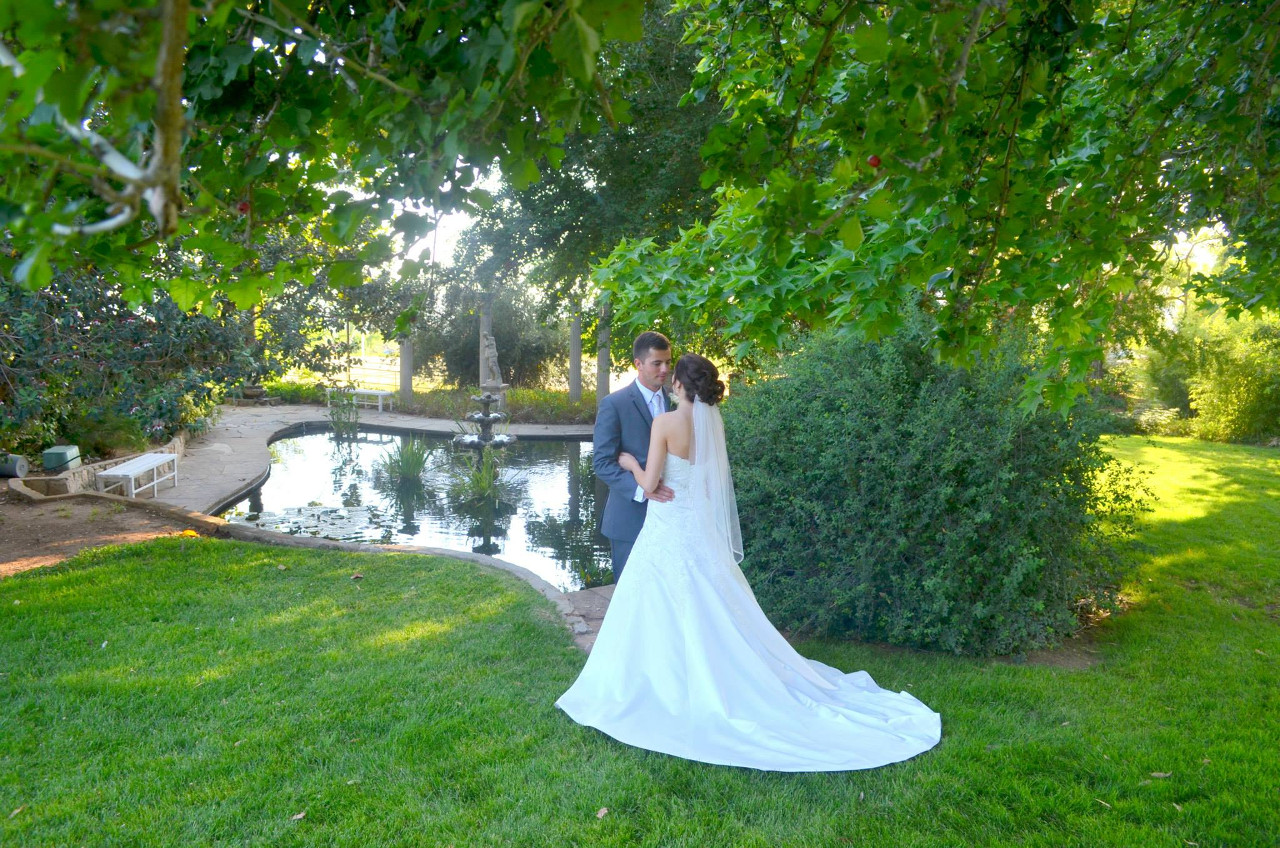 Wedding at Edward Dean Museum and Gardens